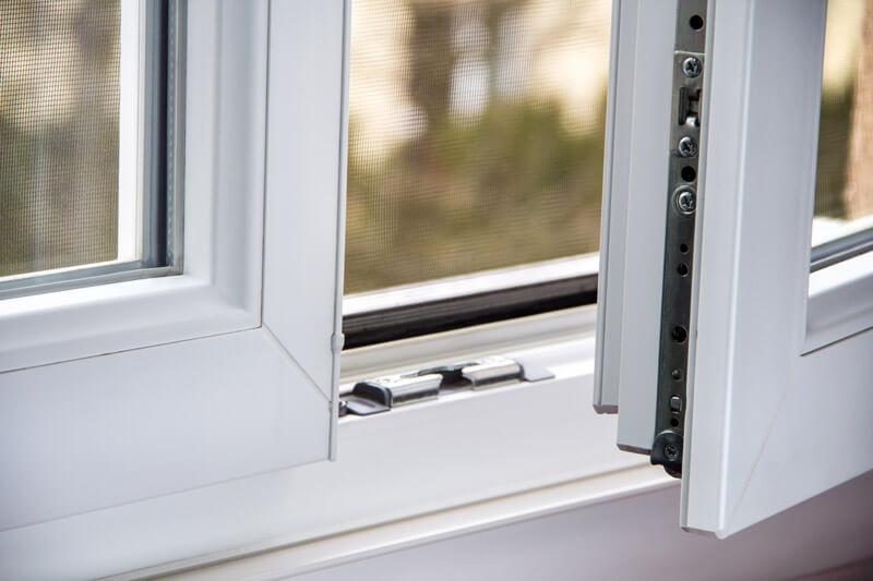 Comment entretient-on les fenêtres en PVC?